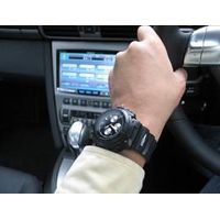 Car MP3 watch player