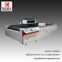 Laser Cutting Machine for Soft Toy Fabrics thumbnail image