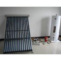 pressured solar water heater