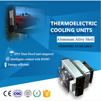 48V TEC air cooler with heat sink and air cooling fan thumbnail image