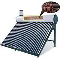 Integrative Pressured Solar Water Heater (BYF58-24)