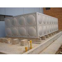 Modular water tank