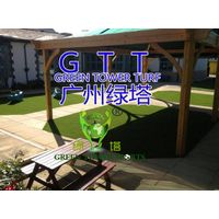 Golf artificial turf,Futsal artificial lawn,Landscaping synthetic grass. thumbnail image