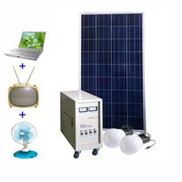 100W MSD 02-05 solar panel kit