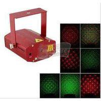 mini RG animation laser Stage light disco light holiday lighing thumbnail image