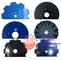 Agricultural machinery parts disc harrow blade