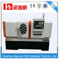CK6136--Hanover Flat Bed CNC Lathe