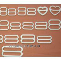 bra buckles/ ring and slides for bra