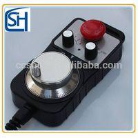 RDF Anti-oil sealing plastic Shell manual CNC Electronic Hand Wheel CNC Router Pendant Hand-Held Con thumbnail image