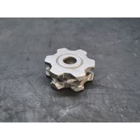 Crane sprocket parts-investment casting-China casting thumbnail image
