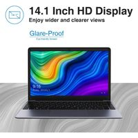 CHUWI HeroBook Pro 14.1 inch Windows 10 Laptop PC, 8G RAM / 256GB SSD with 1080P Display, Intel Gmin thumbnail image