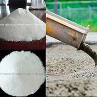98% Industry grade sodium gluconate,chemical additive