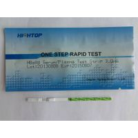 HBV test HBsAg test kit infectious diseases test