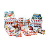 Kinder Bueno/Kinder Joy/Snickers/Chocolate/Twix/Kitkat/Bounty thumbnail image