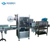 Labeling machine, for PVC shrinkabel labels thumbnail image