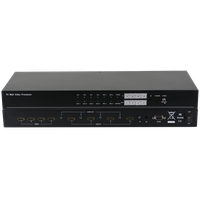 4X4 high performance TV Wall Video Processor