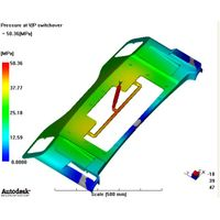 mold flow analysis for plastic injection molds