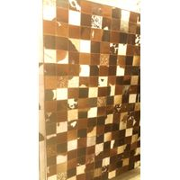 High quality authentic handmade leather carpet