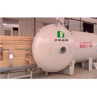 HF vacuum dryer kiln of timber/wood thumbnail image