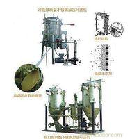 DZYL stainless steel pressure leaves filter