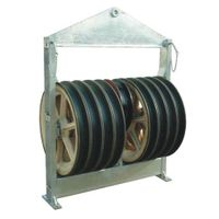 916 Large Diameter Conductor Pulley Block