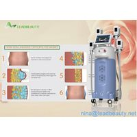 Fat Reduce cryolipolysis fat freeze slimming machine 12 inch LCD screen