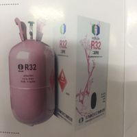 Factory Providing Refrigerant Gas R32 HFC32High quality high purity difluromethane
