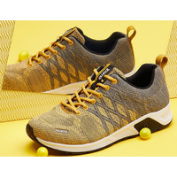 Walking shoes with natural ventilation system / Style name : AIRE KNITWALK