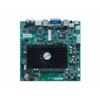 Intel ITX D525 motherboard for gaming