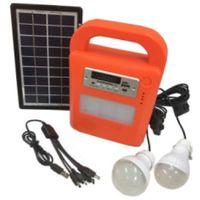 Solar protable system kit