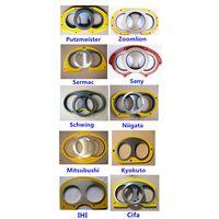 Putzmeister/Schwing/Sermac/Cifa/IHI/Niigata/Sany/Zoomlion concrete pump spare parts thumbnail image
