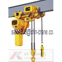 what is electric wire rope hoist ? thumbnail image