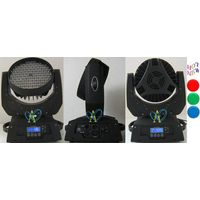 108pcs 1W 3W RGB LED moving head wash