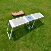 Good Quality Outdoor Folding Table Multifunctional Camping Table thumbnail image