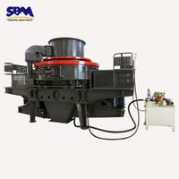 VSI5X Series Vertical Shaft Crusher with High-efficiency