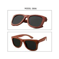 Custom Wood Glasses with Polarized Lenses