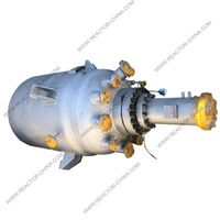 Titanium hydrochloric acid HCL reactor thumbnail image
