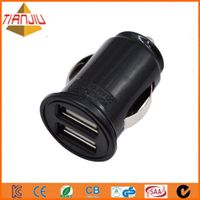 5V2.2A Double USB Mini Car Charger