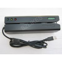 MSR206 Swipe Magnetic Card Hi-Co Reader/Writer thumbnail image