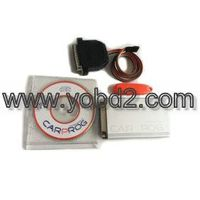 Carprog V4.74 Main interface with Dongle and Count Reset cable Carprog full Version 4.74