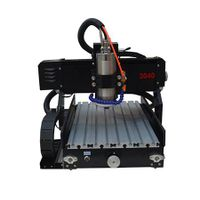 Wood Carving CNC, Engraving Machine, Mini CNC 4030 Router