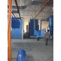 Perforated Metal Powder Coating Line