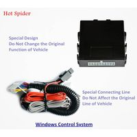 Car Windows Control System