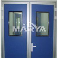 Clean room doors thumbnail image