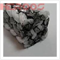 Graphite packing with PTFE corners