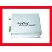 one channel fiber video converter,optical video multiplexerr:FOV-1 thumbnail image