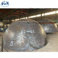 Carbon Steel Hemispherical Dish Ends