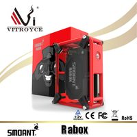 100% original electronic cigarette vape mod RABOX 100w kit with wonderful design