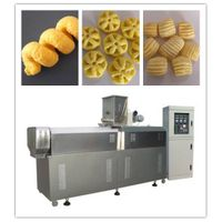 low cost puffed snack production line