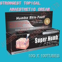 Topical Anaesthetic Cream, 10g